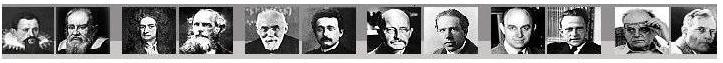Os maiores gênios que a ciência conheceu.