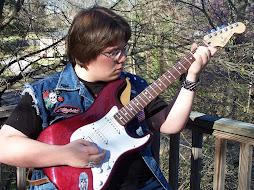 Rocking gamer