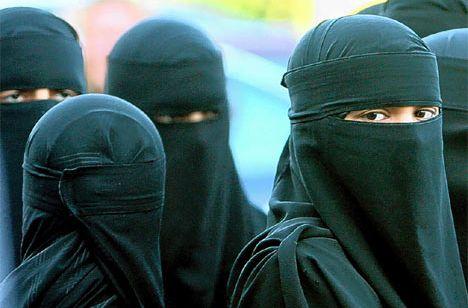 iranian burka