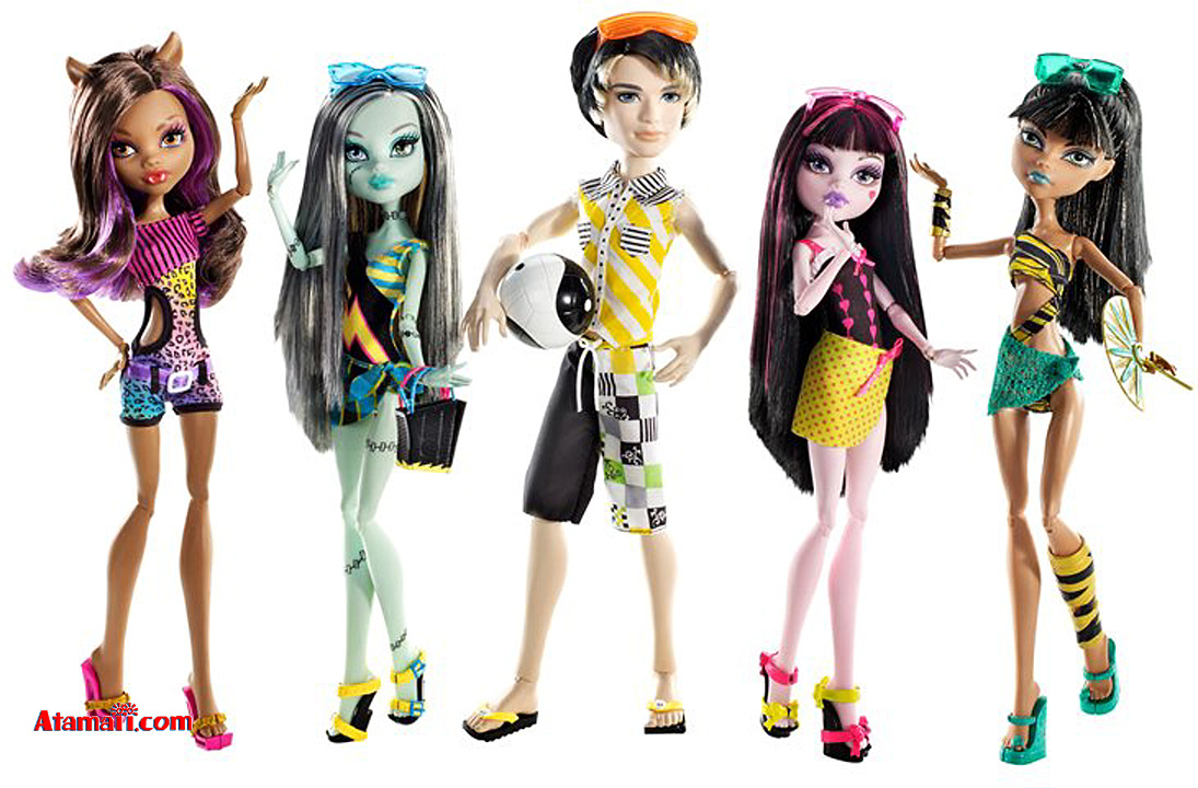 monsterhigh barbie