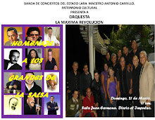 """Homenaje a los Grandes de la Salsa"""