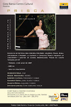 "Prisca presenta ""Piano en canto venezolano II"""