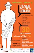 Caracas suena a Movida Acústica Urbana (MAU)