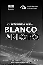 "Fundación Juan Carmona, Invita a la Exposición: ""Blanco & Negro – Arte contemporáneo zuliano"""