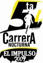 V Carrera Nocturna El Impulso 2009 – Asiste con ropa cómoda, ganas de correr, bailar y disfrutar...