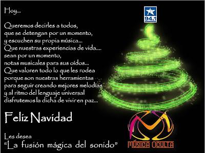 tarjetas postales de navidad con musica:
