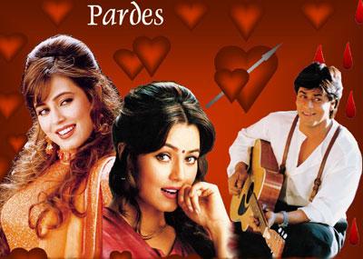 Pardes (1997) DVD HD