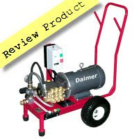 Cold Water pressure washer 8720