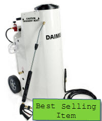 When to Select Electric Pressure Washers