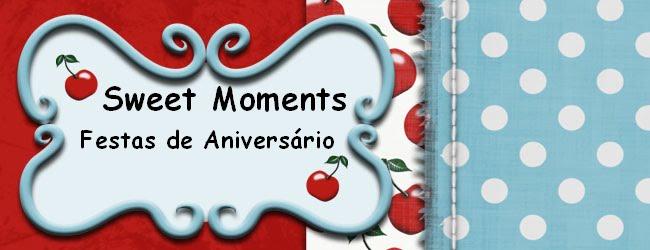 Sweet Moments - Festas de Aniversário