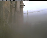 Pudding cam just needs a clean - it's never really that murky over Derby!