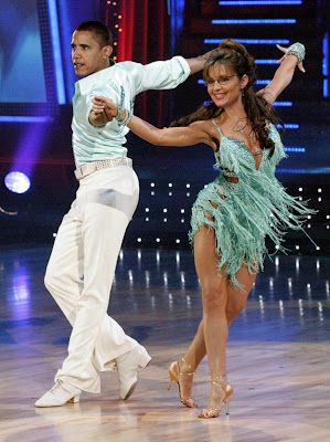 Obama and Palin on Dancing With The Stars