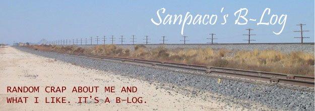 Sanpaco's B-Log