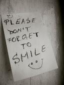 Senyum Itu Satu Sedekah
