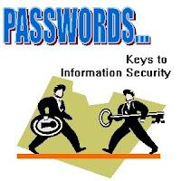 Kriteria Membuat Password Yang Baik dan Kuat Dengan Tulisan Alay