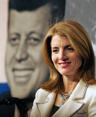 Caroline Kennedy -- A Real Profile in Courage