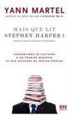 Mais que lit Stephen Harper? - Yann Martel ScreenShot002