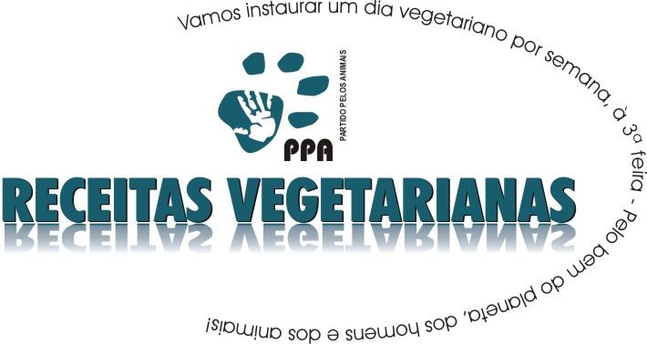 PPA Receitas Vegetarianas