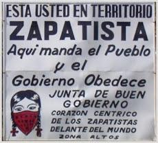 Cuarta Declaración de la Selva Lacandona. EZLN.Chiapas, Mexico