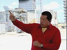 Chávez a Obama ¡Yankees Go Home!. 16-08-2009