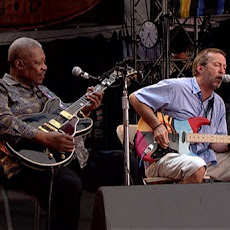 B. B. King y Eric Clapton - The Thrill Is Gone