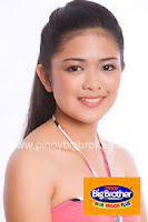 Rona Libby of Pinoy Big Brother Teen Edition Plus