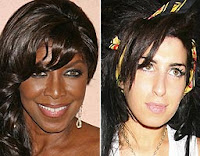 NATALIE COLE Against AMY WINEHOUSE Victory
