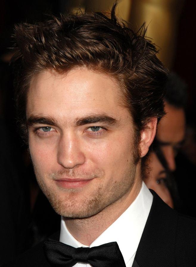 about Robert Pattinson