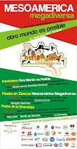 Segundo Festival en  Zancos, Mesoamérica Megadiversa: Otro mundo es posible