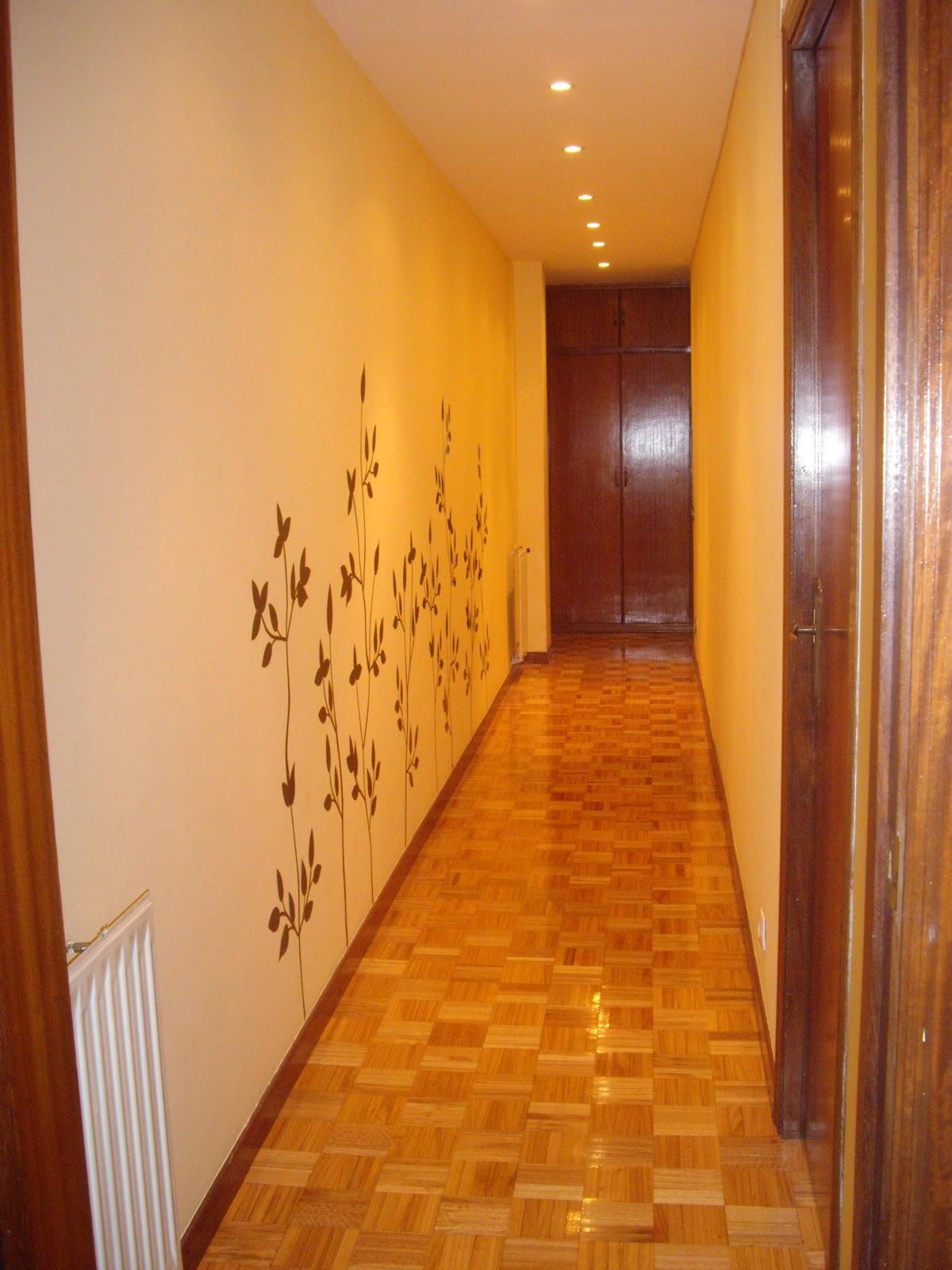 Maite y el dilema con el pasillo largo ministry of deco for Colores para pintar un pasillo