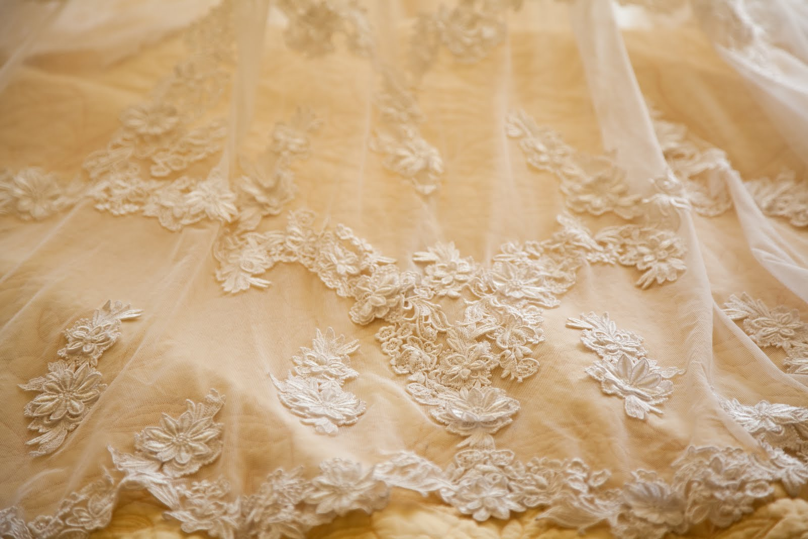 Vintage Lace Wedding Dresses Cap Sleeves Priscilla Of Boston Italian Dress