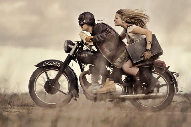 Retro Pop Planet Motorcycle Diaries