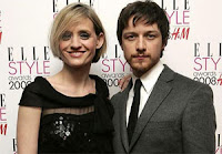 James McAvoy - Best Actor - Elle Style Awards