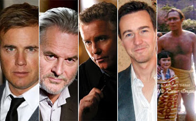 Gary Barlow - Trevor Eve - William Petersen - Ed Norton - Christopher Plummer