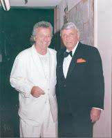 Ken Colman & Frank Sinatra