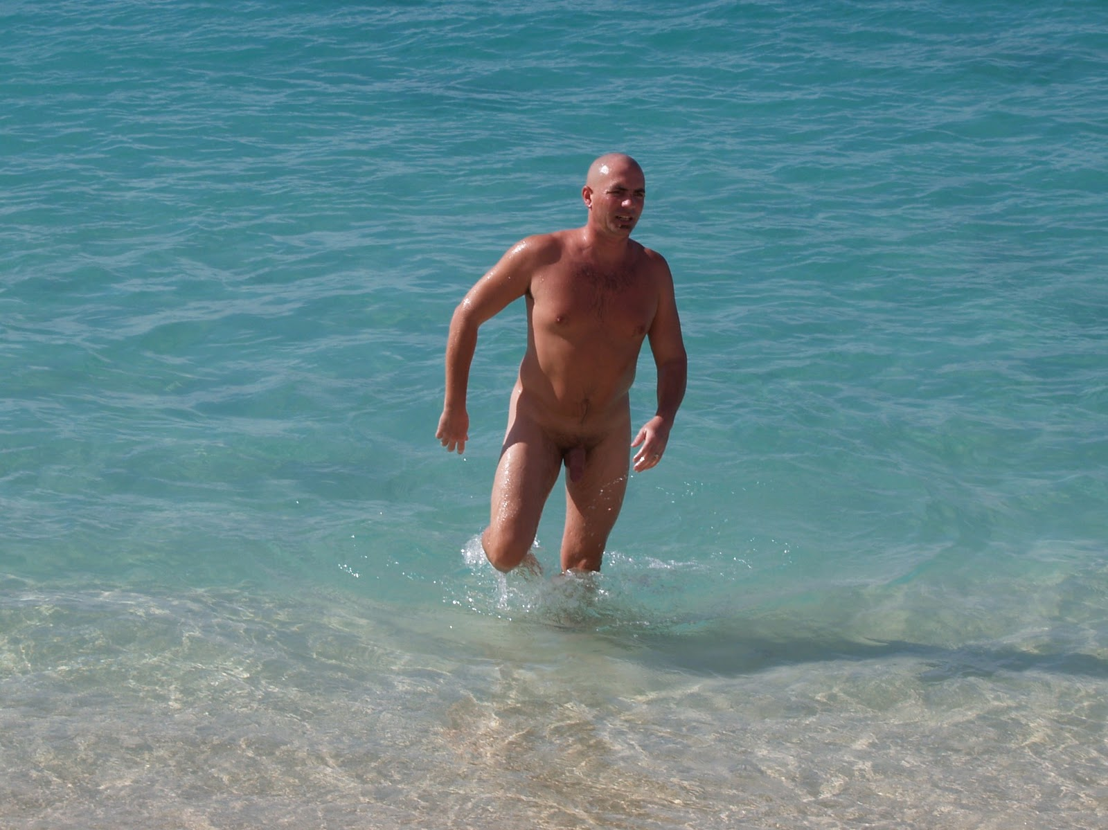 saint maarten nudist beach