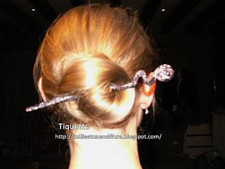 tuto coiffure chignon lazy wrap bun