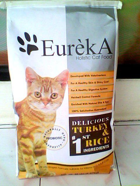 Cat Food Eureka