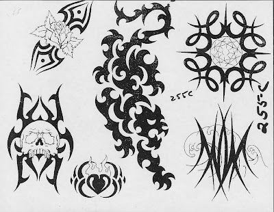 Free tribal tattoo designs 83