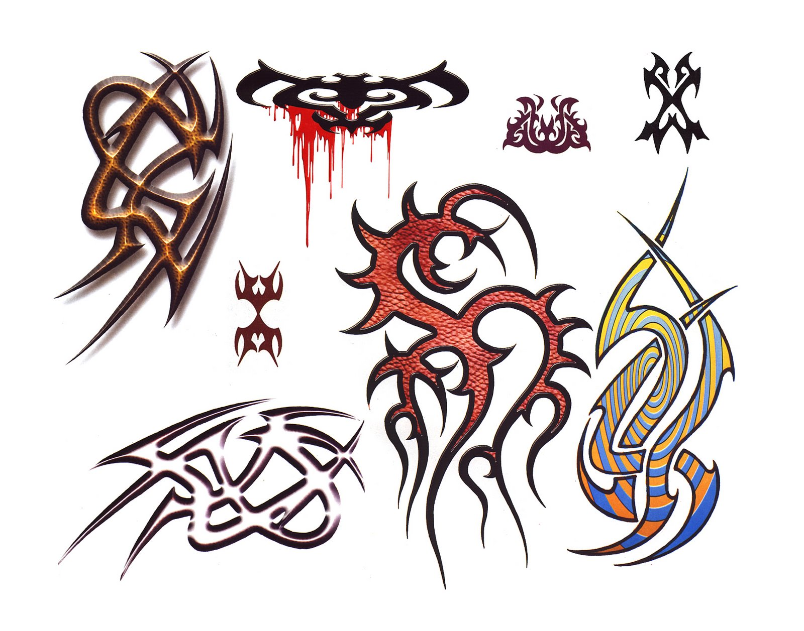 tattoos designs » tribal tattoos designs tribal