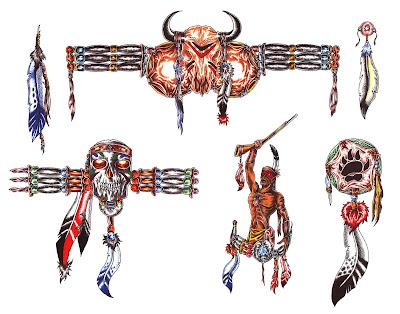 Free tattoo flash designs 15 · Free