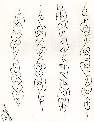 Free tribal tattoo designs 13
