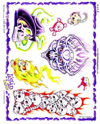 Free tattoo flash designs 75 · Free