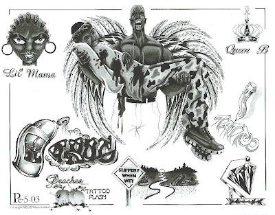 Free Tattoo Flash Art Free tattoo flash designs 70 · Free