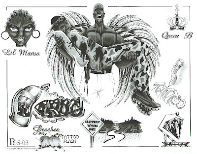 Tribal tattoos gallery » Tribal tattoo design templates