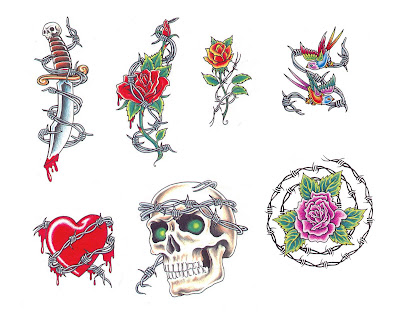 Free tattoo flash designs 83 · Free