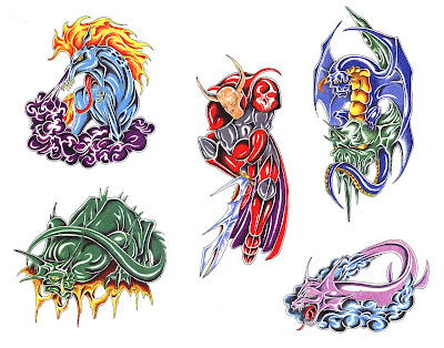 Free tattoo flash designs 105 | Tattoo Art Designs Gallery