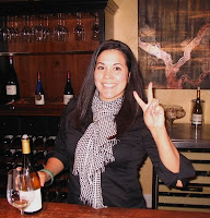 Jennifer is the tasting room manager