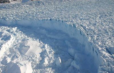 Greenlands glacier