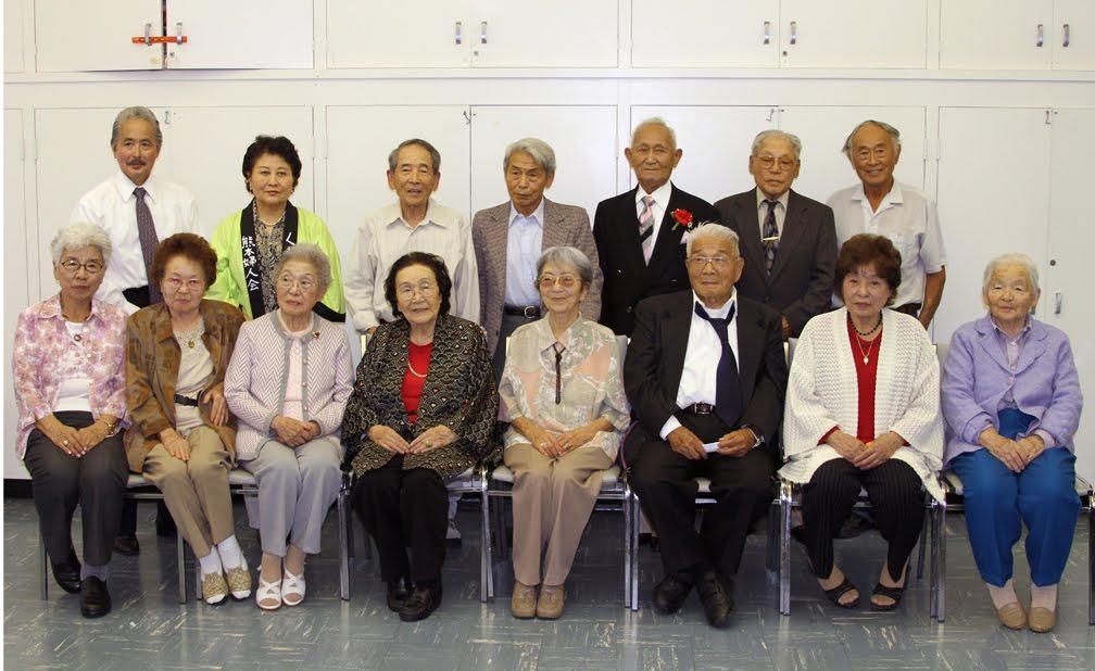 日系二世の人々談話会